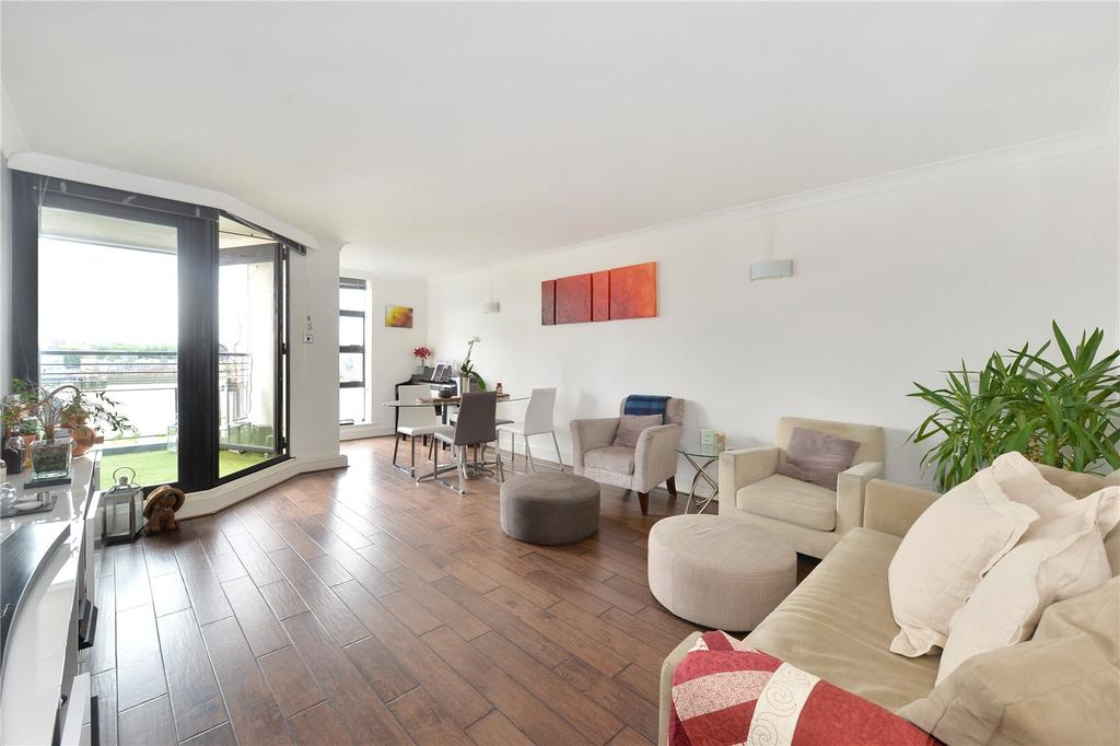 2 Bedrooms Flat for sale in Wheel House, 1 Burrells Wharf Square, London