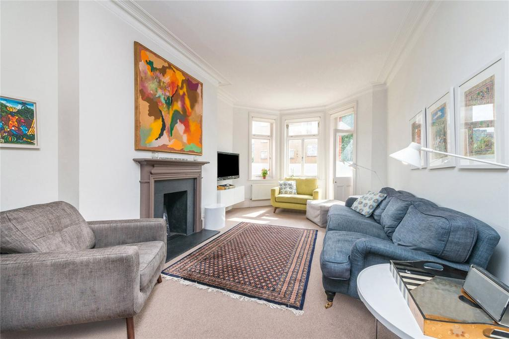 4 Bedrooms Flat for sale in St Mary's Mansions, St Mary's Terrace, London