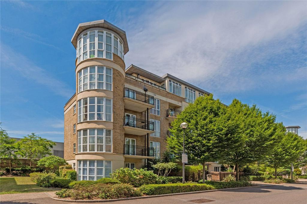 2 Bedrooms Flat for sale in Lime House, 33 Melliss Avenue, Kew, Surrey
