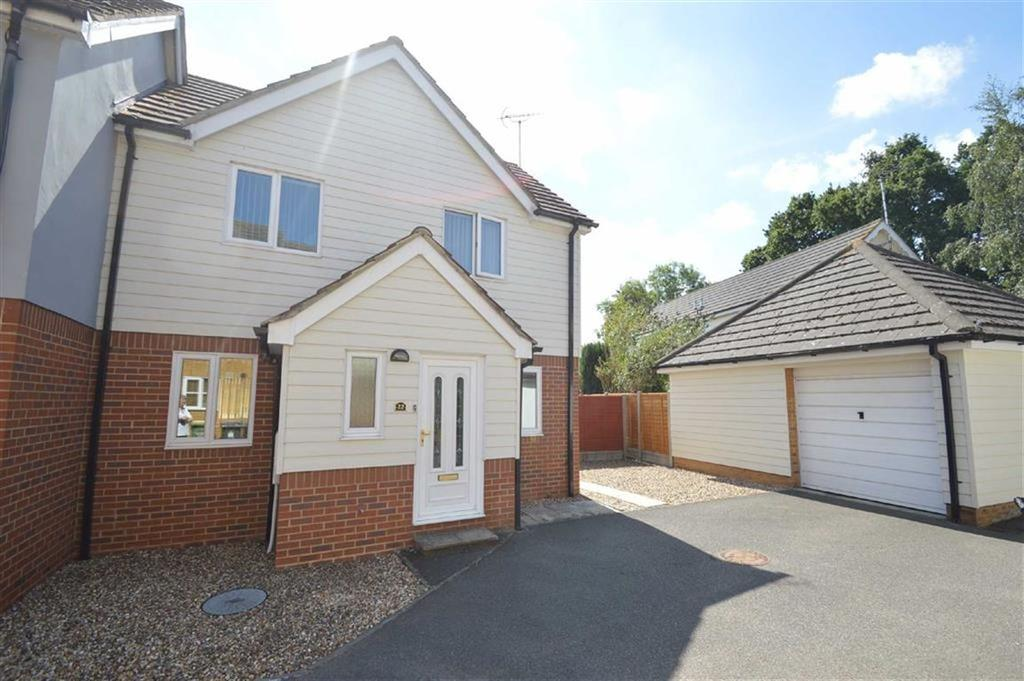 3 Bedrooms Semi Detached House for sale in Magnolia Road, Rochford, Essex