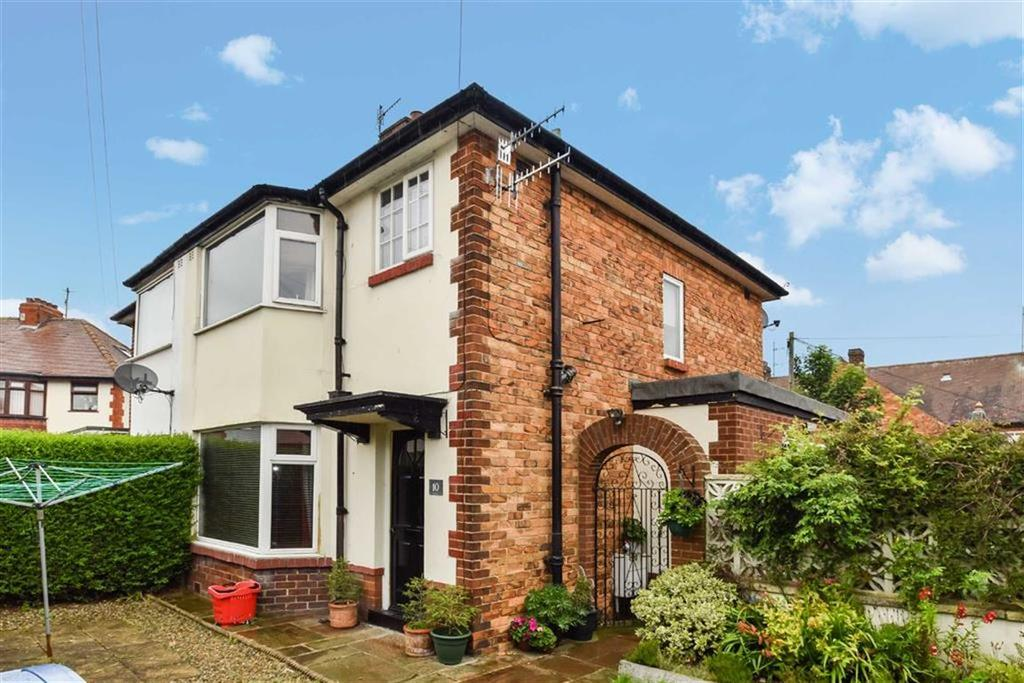 3 Bedrooms Semi Detached House for sale in Vernon Grove, Scarborough, North Yorkshire, YO12