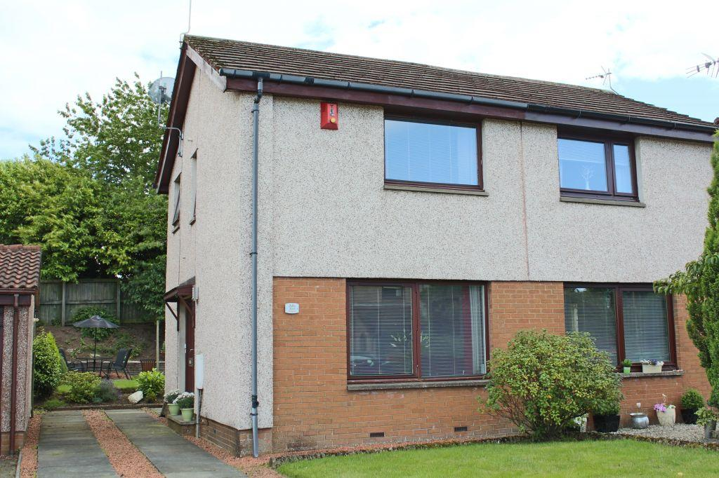 2 Bedrooms Villa House for sale in Ochilmount, Bannockburn, Stirling, FK7 8PH