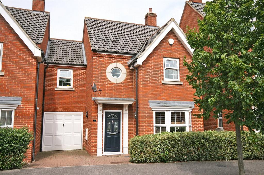 4 Bedrooms Semi Detached House for sale in Langstone Ley, Welwyn Garden City, Hertfordshire