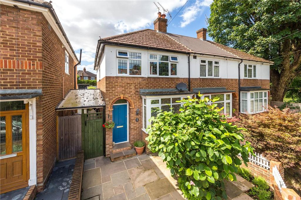 3 Bedrooms End Of Terrace House for sale in Sadleir Road, St. Albans, Hertfordshire
