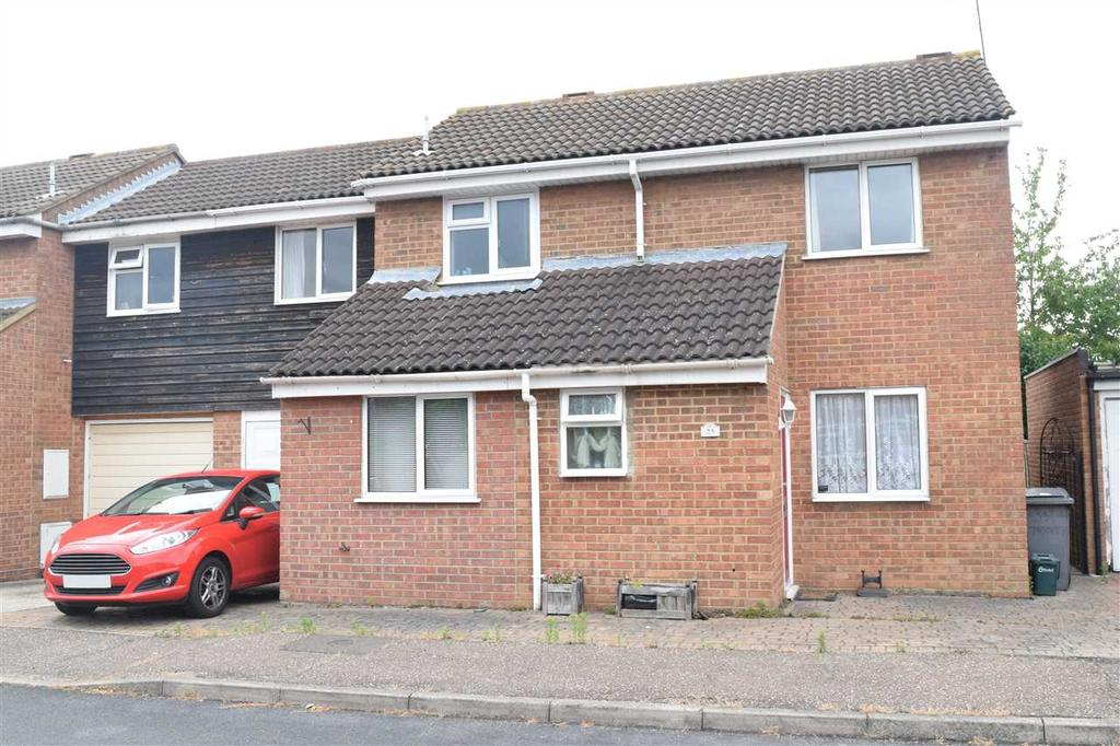 4 Bedrooms House for sale in Harness Close, Springfield, Chelmsford