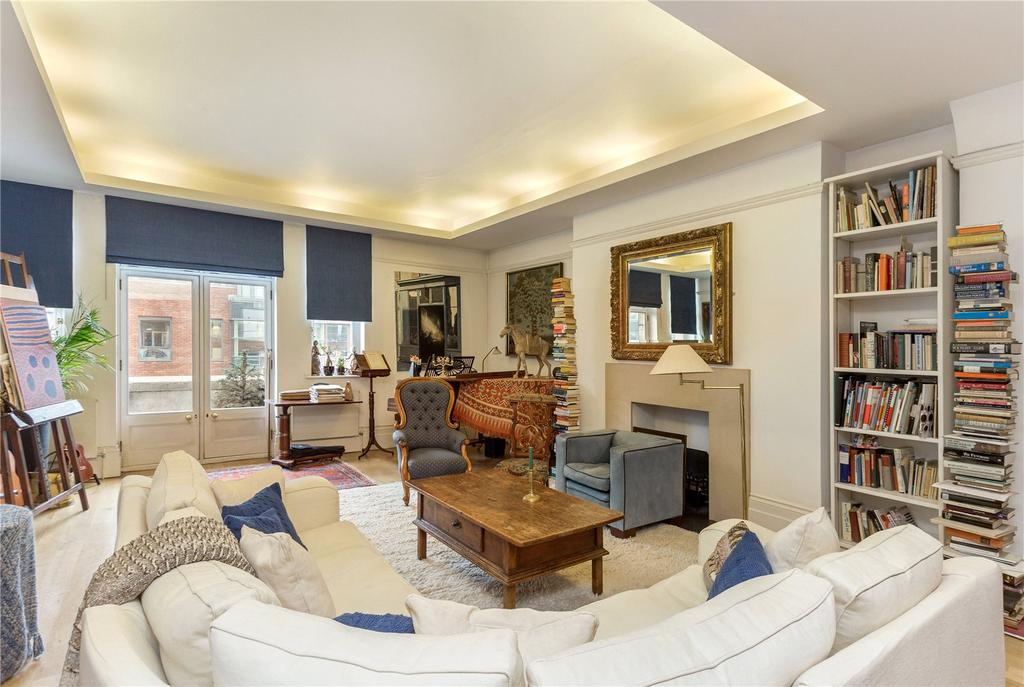4 Bedrooms Flat for sale in Welbeck House, 62 Welbeck Street, Marylebone, London