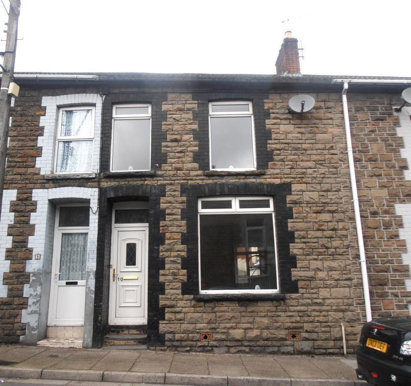 3 Bedrooms Terraced House for sale in Jubilee Road, Godreaman, Aberdare