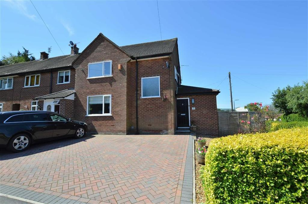 3 Bedrooms End Of Terrace House for sale in Old Meadow Lane, Hale, Cheshire, WA15