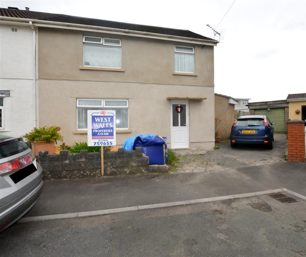 4 Bedrooms Semi Detached House for sale in Bryn Rhos, Llanelli