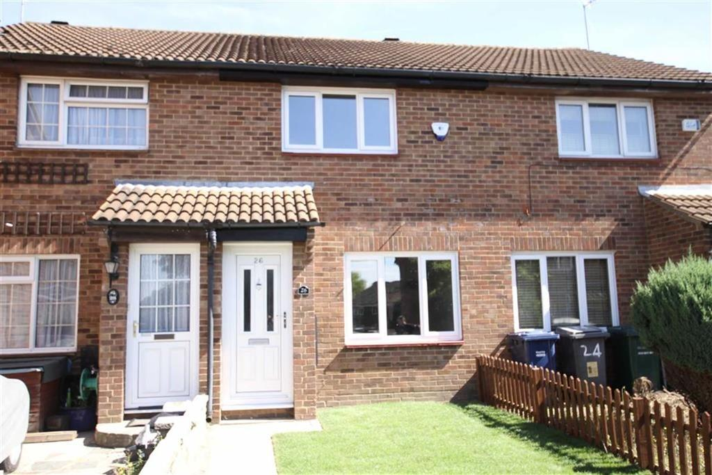 2 Bedrooms Terraced House for sale in Sellwood Drive, Barnet, Herts, EN5