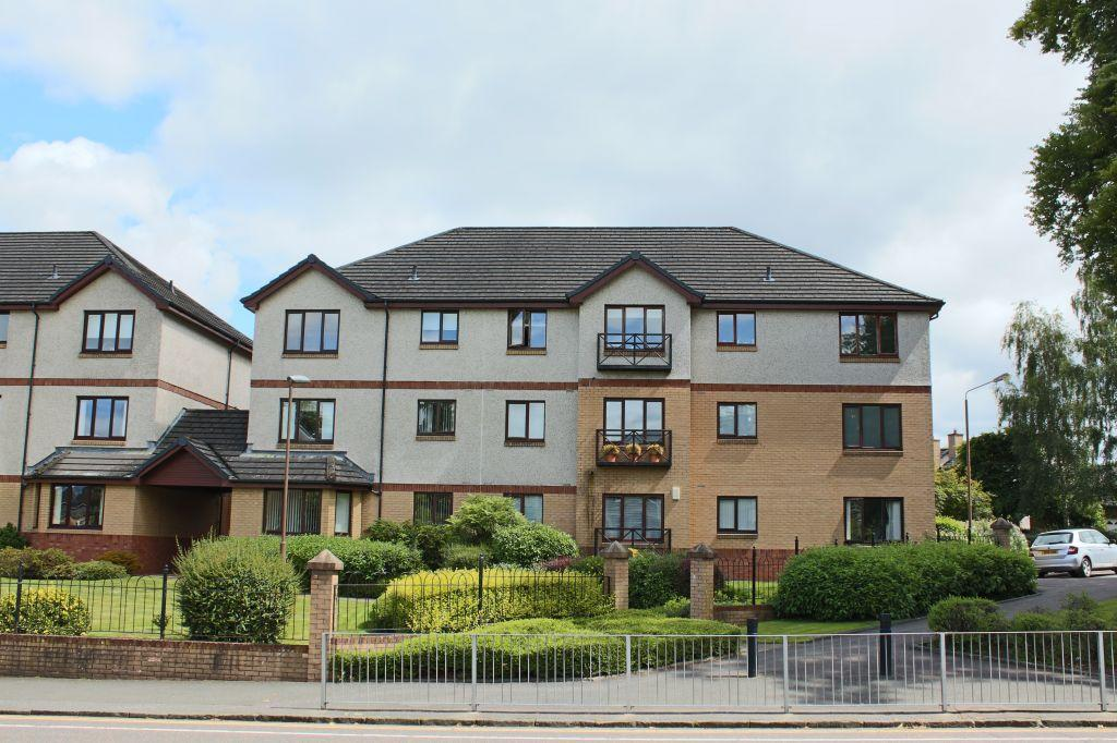2 Bedrooms Flat for sale in 6 Annfield Gardens, Stirling, FK8 2BJ