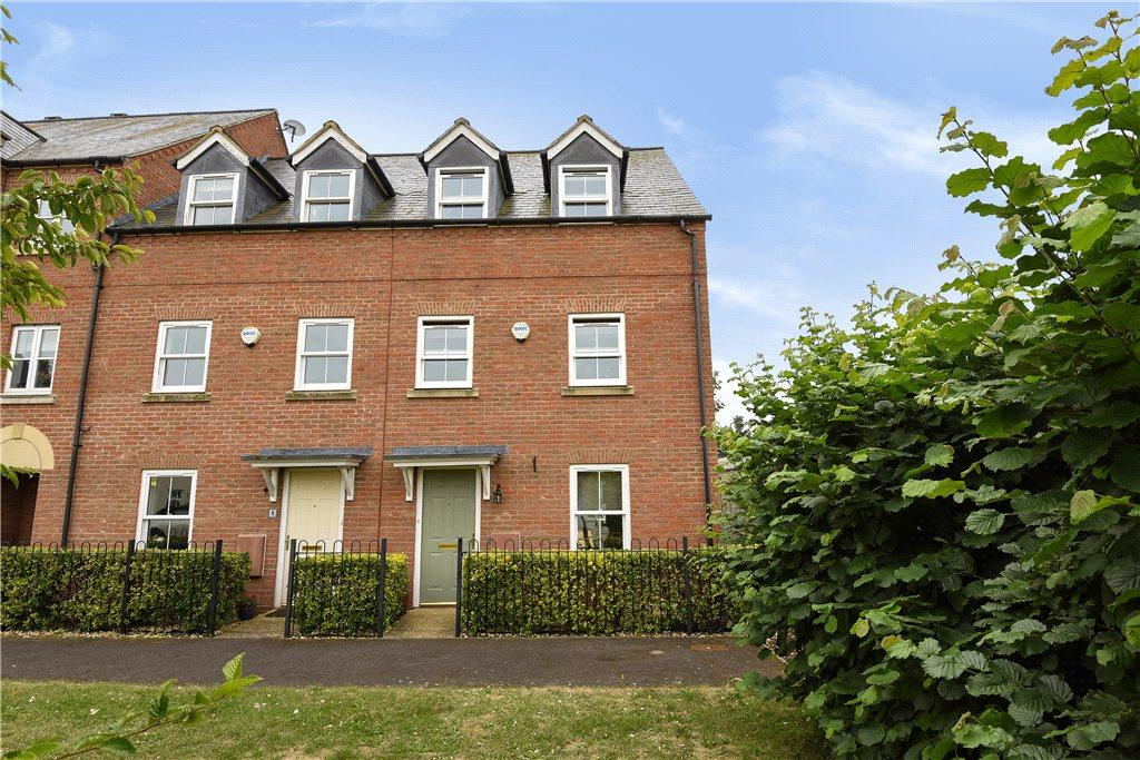 4 Bedrooms End Of Terrace House for sale in Saxon House End, Harrold, Bedfordshire