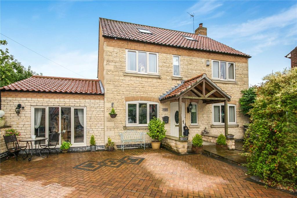 4 Bedrooms Detached House for sale in School Lane, Canwick, Lincoln, Lincolnshire, LN4