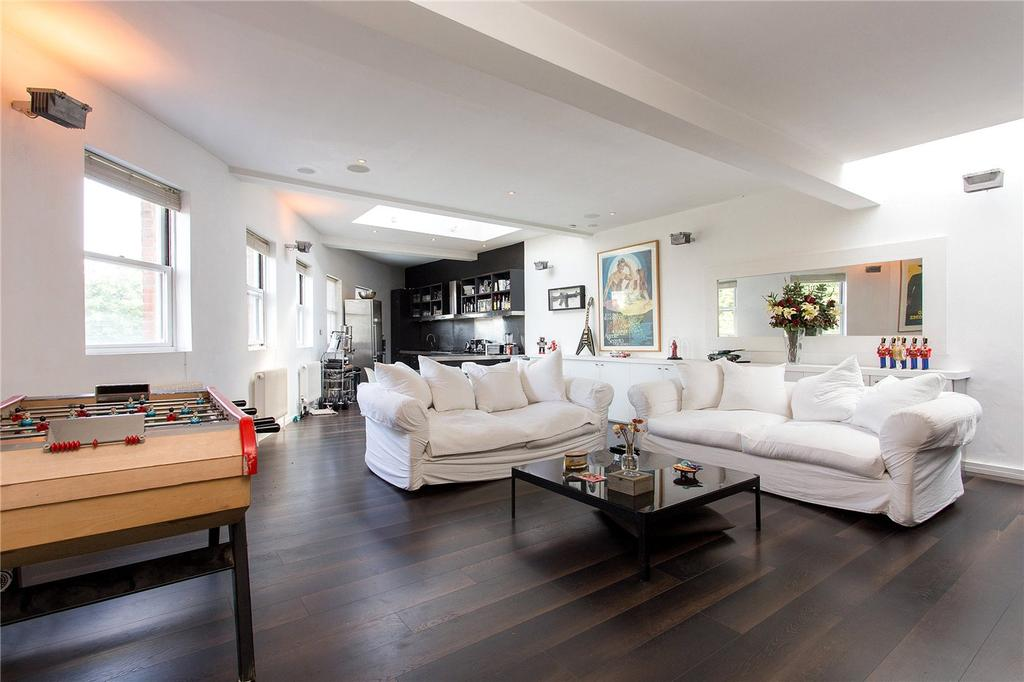 2 Bedrooms Flat for sale in Felix Avenue, London, N8