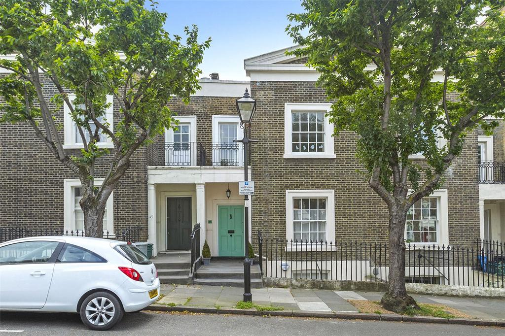4 Bedrooms Town House for sale in Wharton Street, London, WC1X
