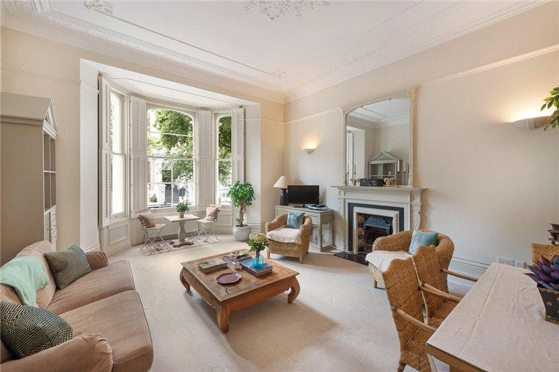 2 Bedrooms Flat for sale in Redcliffe Gardens, London, SW10