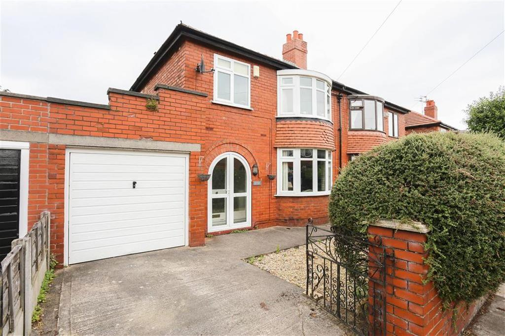 3 Bedrooms Semi Detached House for sale in Stanley Road, Heaton Moor