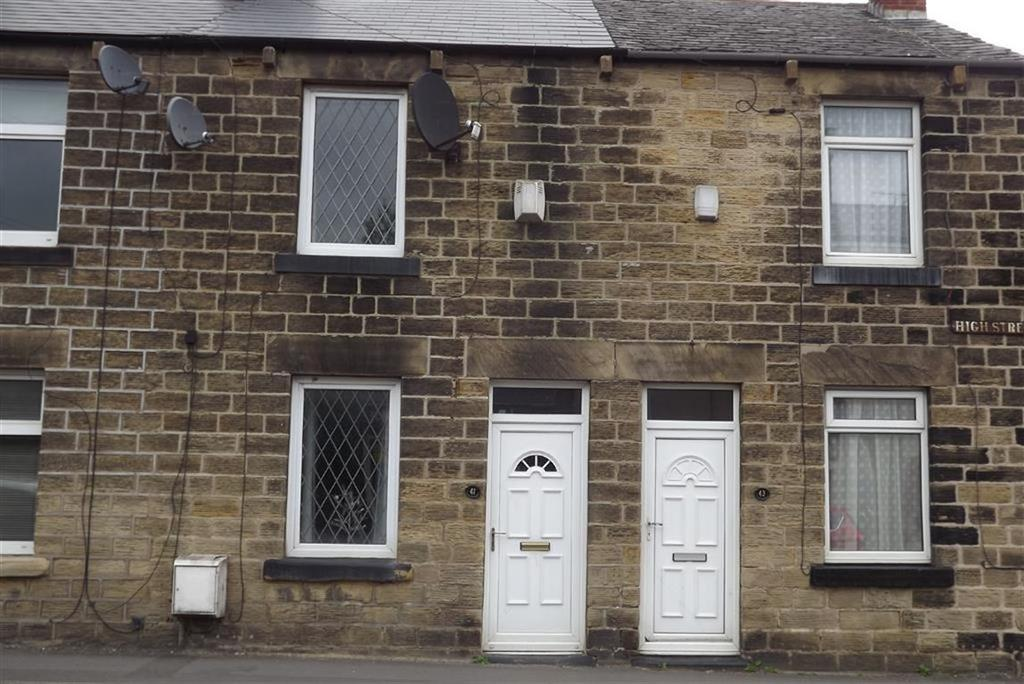 2 Bedrooms Terraced House for sale in High Street, Dodworth, Barnsley, S75