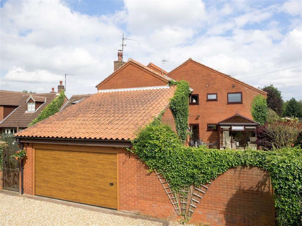 4 Bedrooms Detached House for sale in Broomfield Lane, Farnsfield, Nottinghamshire, NG22