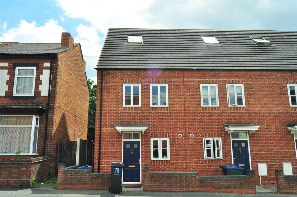 3 Bedrooms End Of Terrace House for sale in Corporation Street, Wednesbury