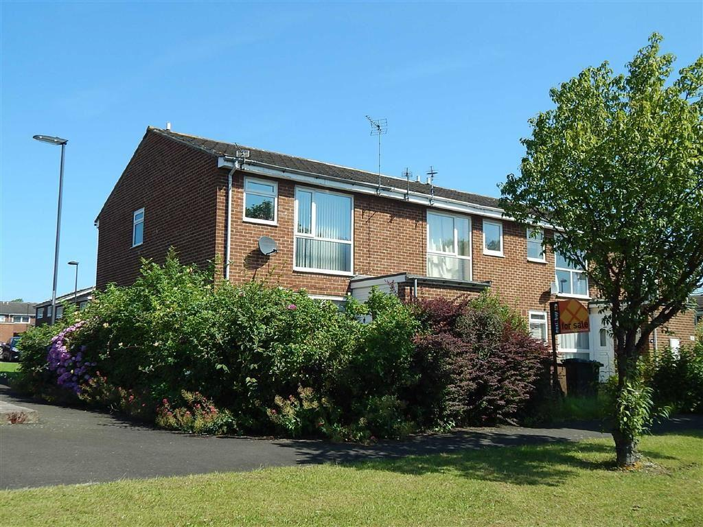 1 Bedroom Apartment Flat for sale in Wimslow Close, Wallsend, Tyne And Wear, NE28