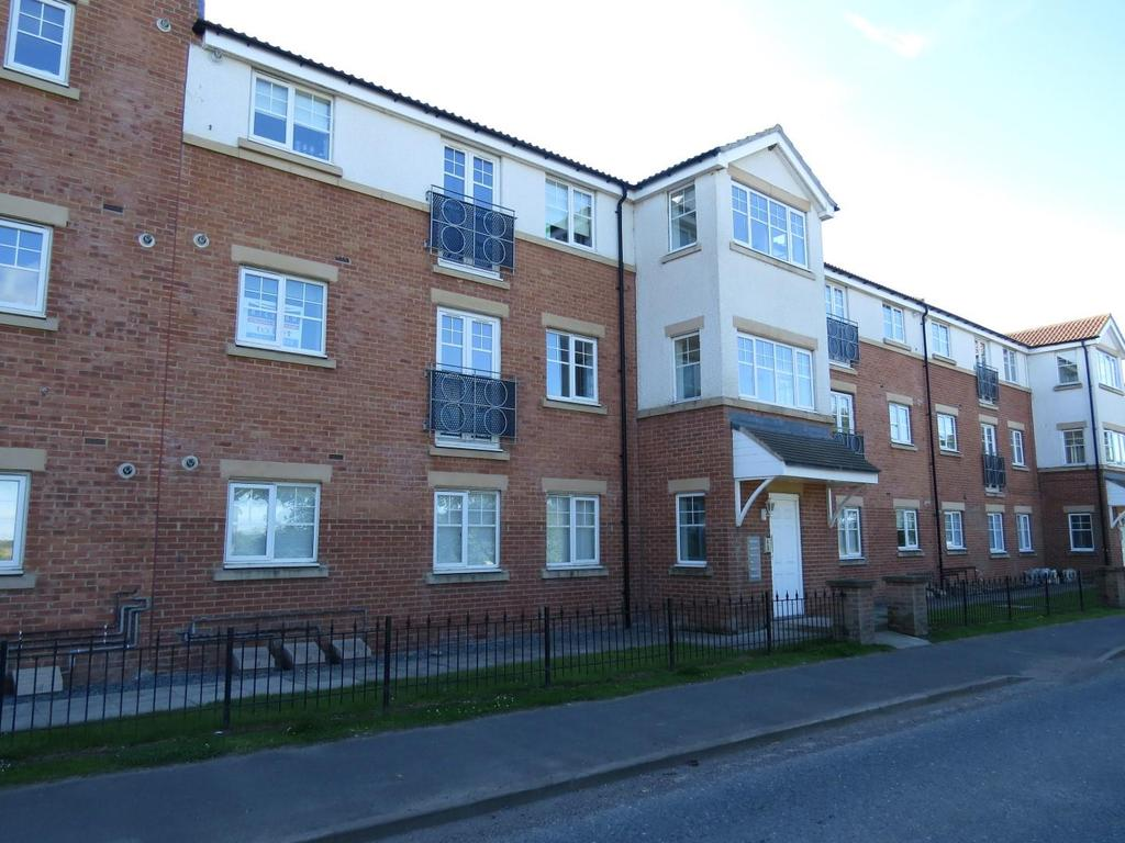 2 Bedrooms Flat for sale in Blanchland Court, Ashington