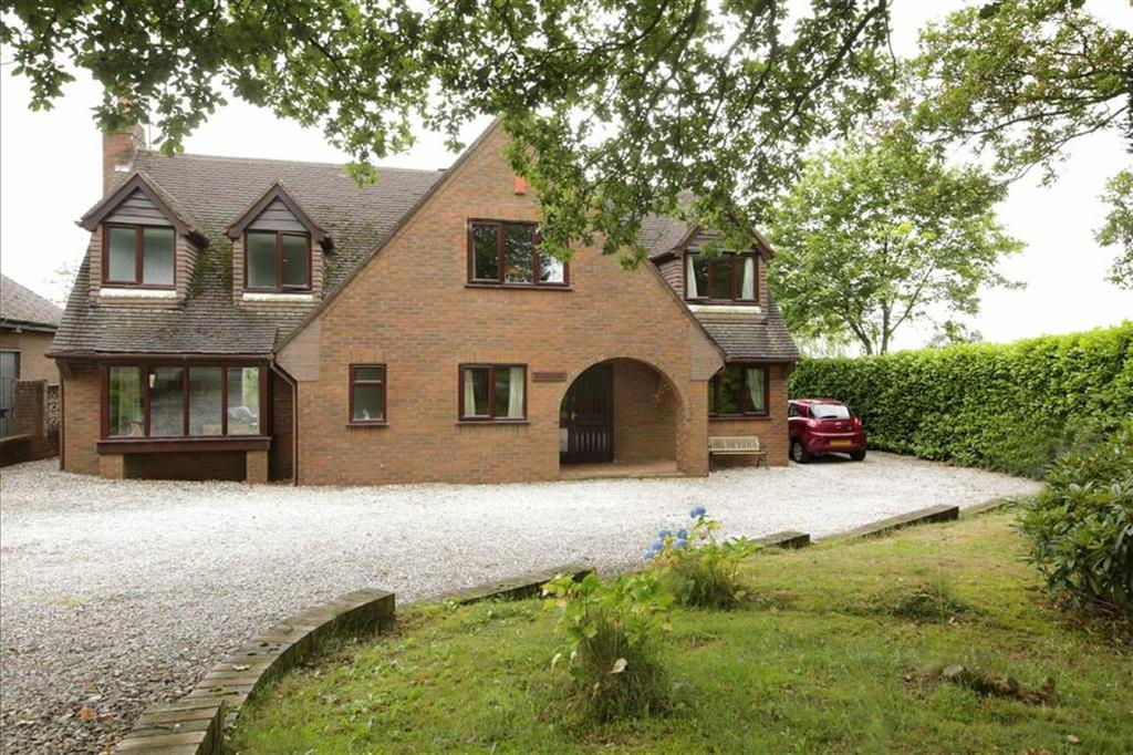 4 Bedrooms Detached House for sale in Mucklestone Wood Lane, Market Drayton, Shropshire
