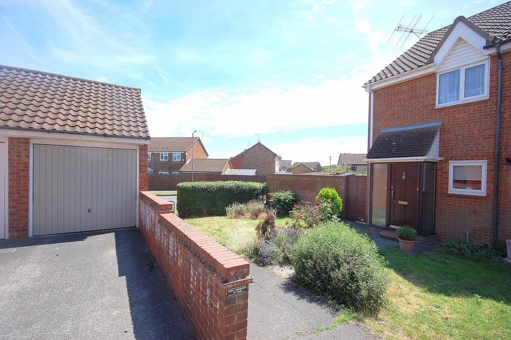 2 Bedrooms End Of Terrace House for sale in The Pastures, Stevenage