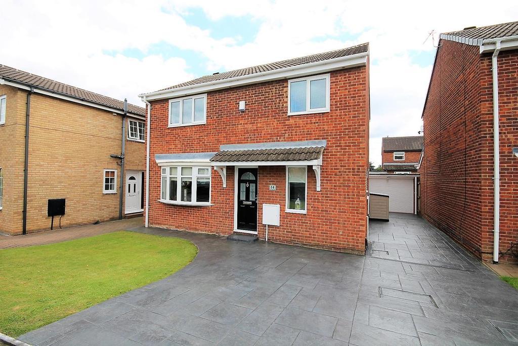4 Bedrooms Detached House for sale in Beverley Road, Billingham