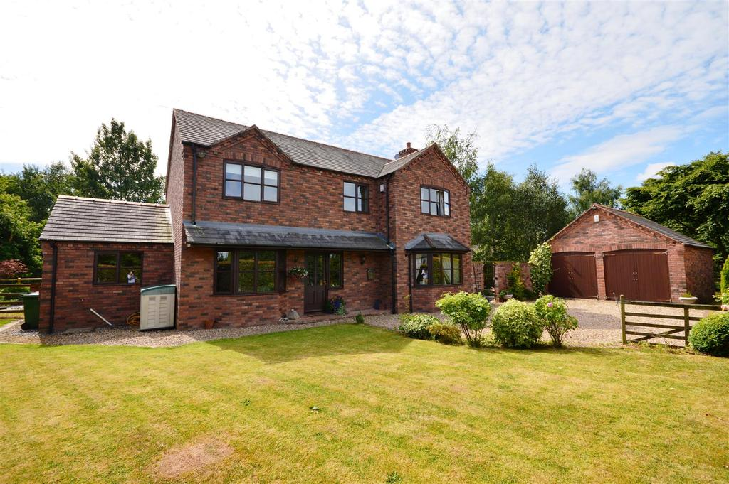 4 Bedrooms House for sale in Brampton Road, Madley, Hereford
