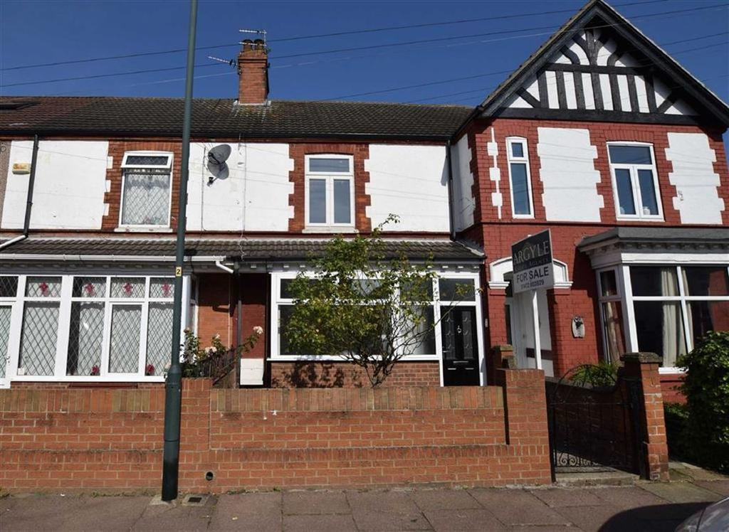 3 Bedrooms Terraced House for sale in Bramhall Street, Cleethorpes, North East Lincolnshire