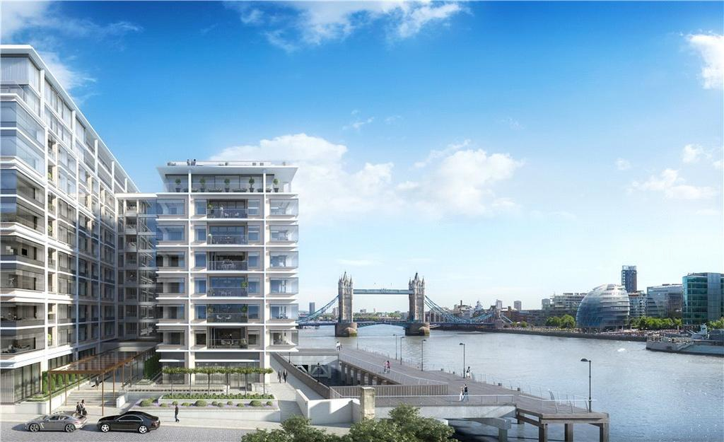 2 Bedrooms Flat for sale in Lower Thames Street, London, EC3R