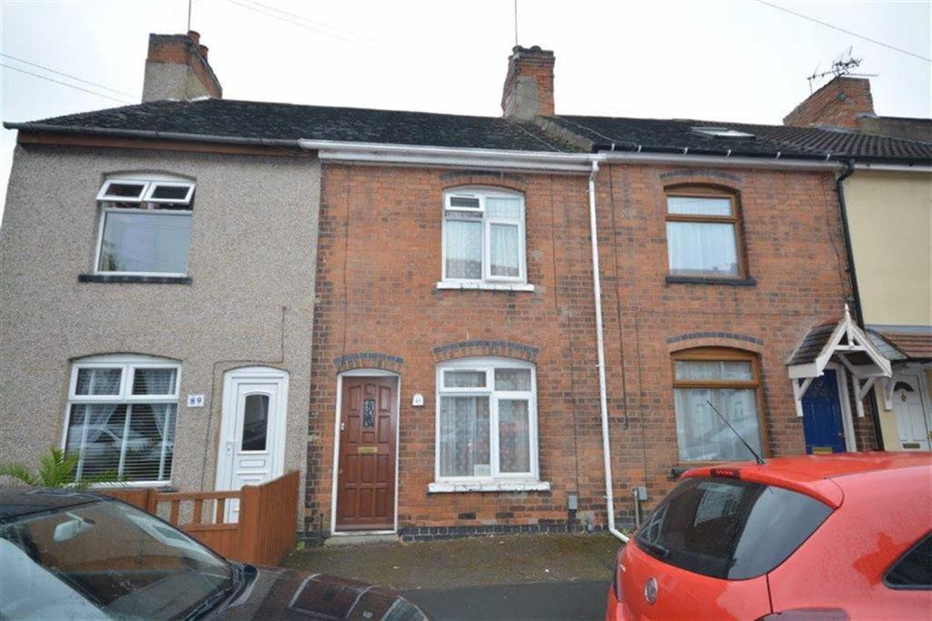 2 Bedrooms Terraced House for sale in Webb Street, Stockingford, Nuneaton