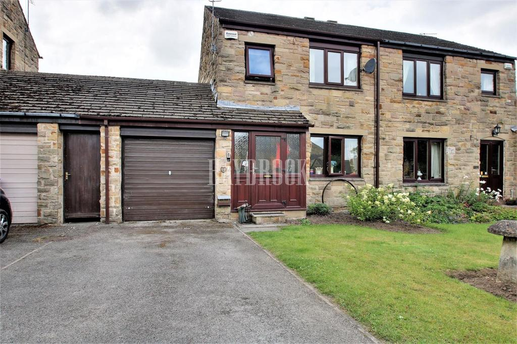 2 Bedrooms Semi Detached House for sale in Millwood View, Stannington