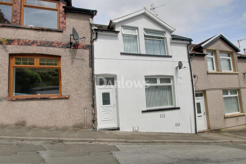 3 Bedrooms Terraced House for sale in Ann street, Abercynon