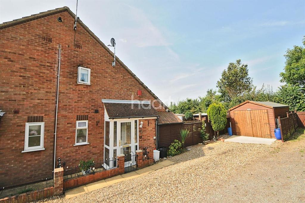 1 Bedroom Semi Detached House for sale in Brightwell Close