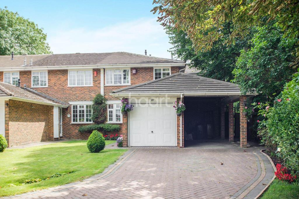 5 Bedrooms End Of Terrace House for sale in Bawtree Close, Sutton, SM2
