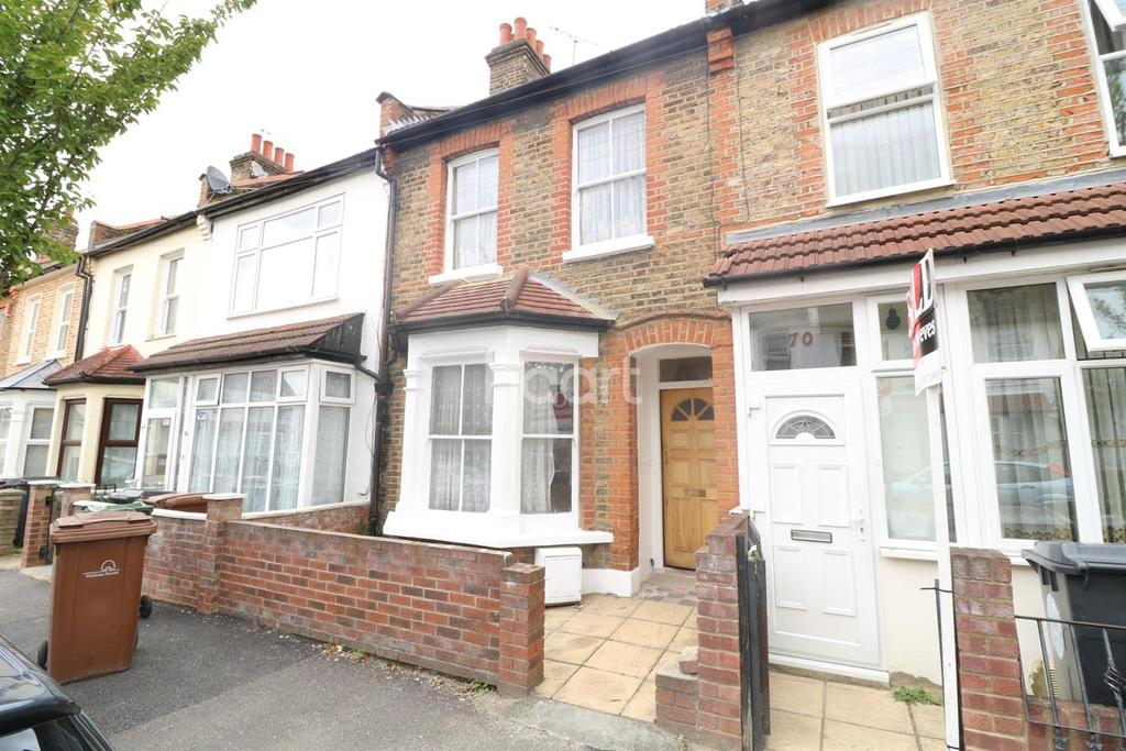 3 Bedrooms Terraced House for sale in Bromley Road, Walthamstow