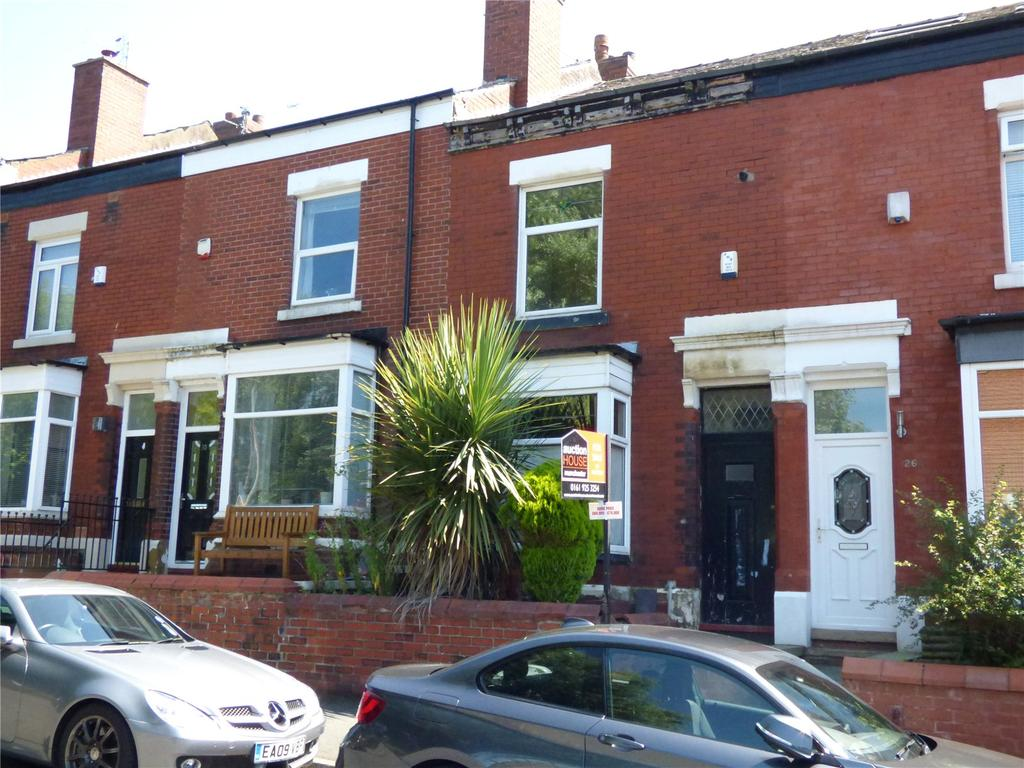 2 Bedrooms Terraced House for sale in Norman Road, Stalybridge, Greater Manchester, SK15
