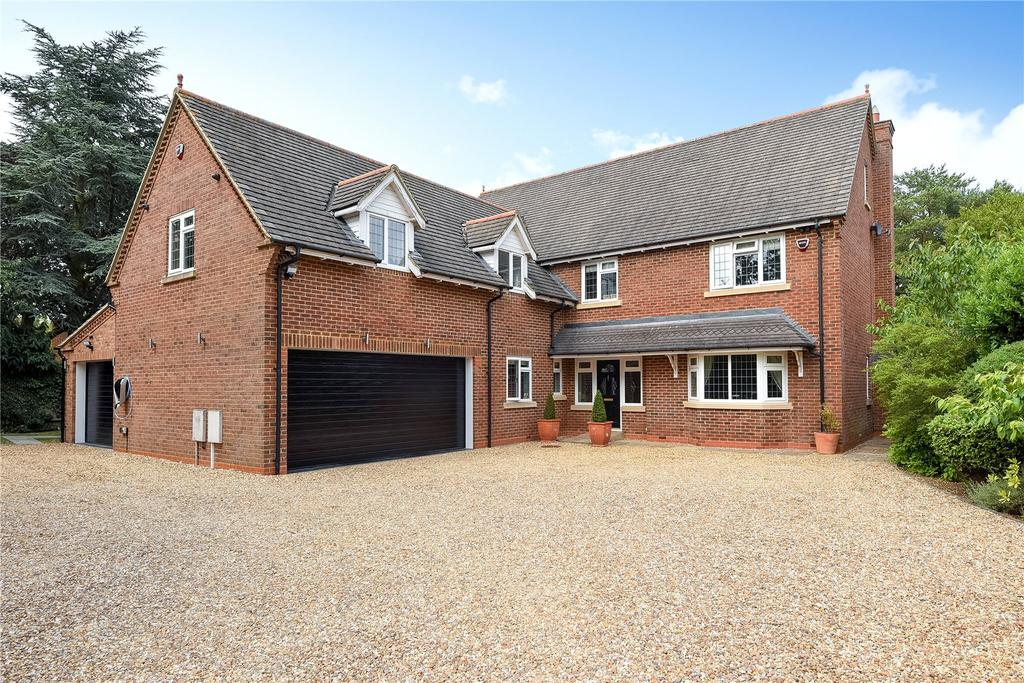 6 Bedrooms Detached House for sale in Pytchley Road, Orlingbury, Northamptonshire, NN14