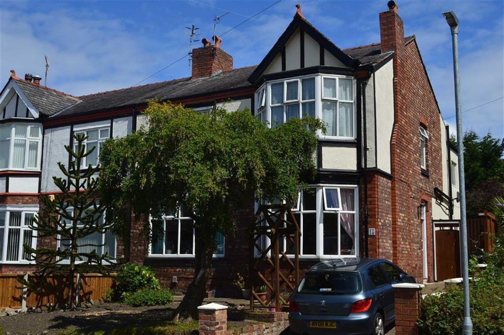4 Bedrooms Semi Detached House for sale in Rocky Bank Road, Devonshire Park, CH42