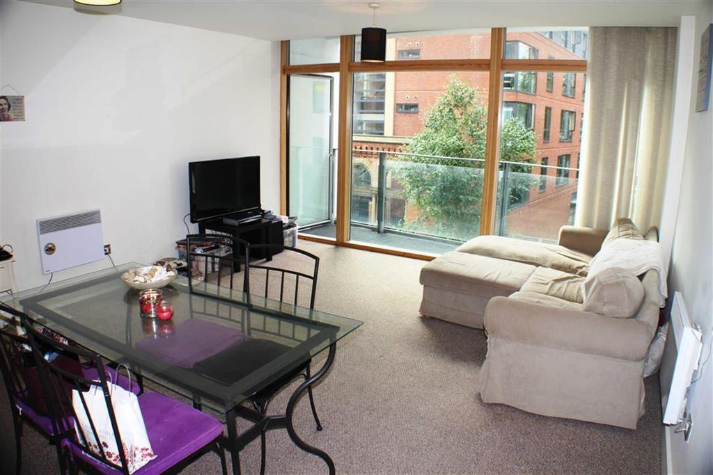 2 Bedrooms Flat for sale in Design House, 108 High Street, Manchester