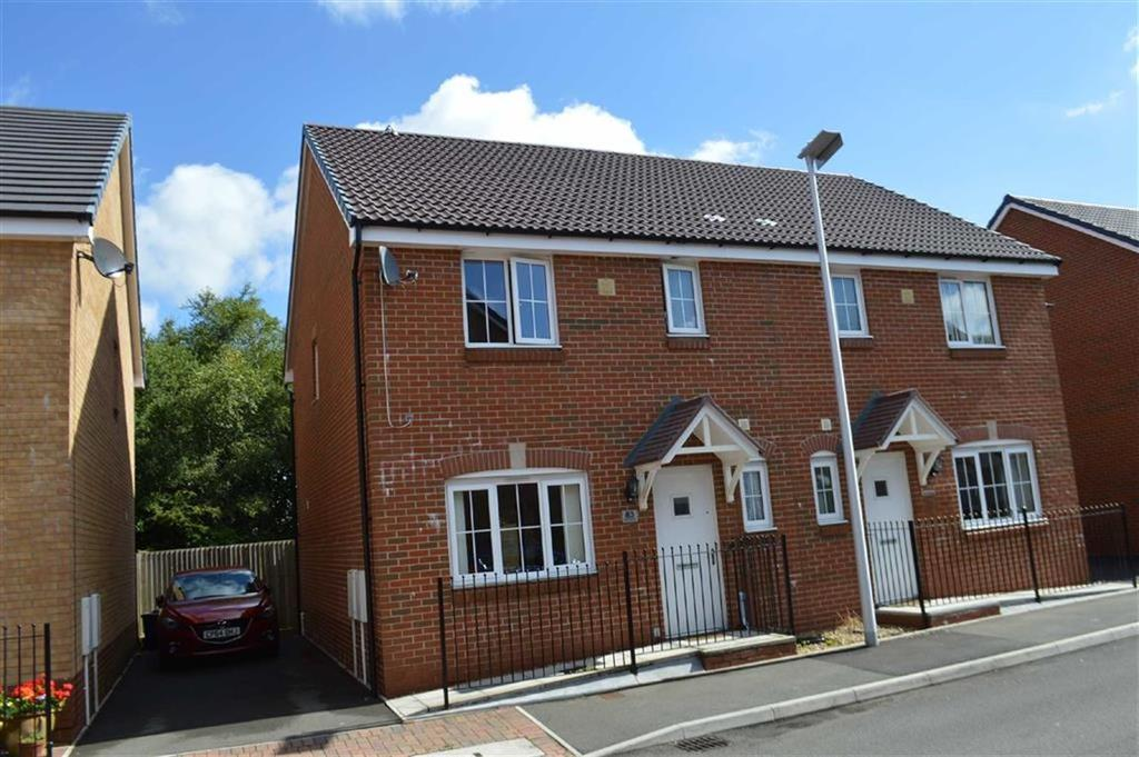 3 Bedrooms Semi Detached House for sale in Brynderwyn, Swansea, SA2