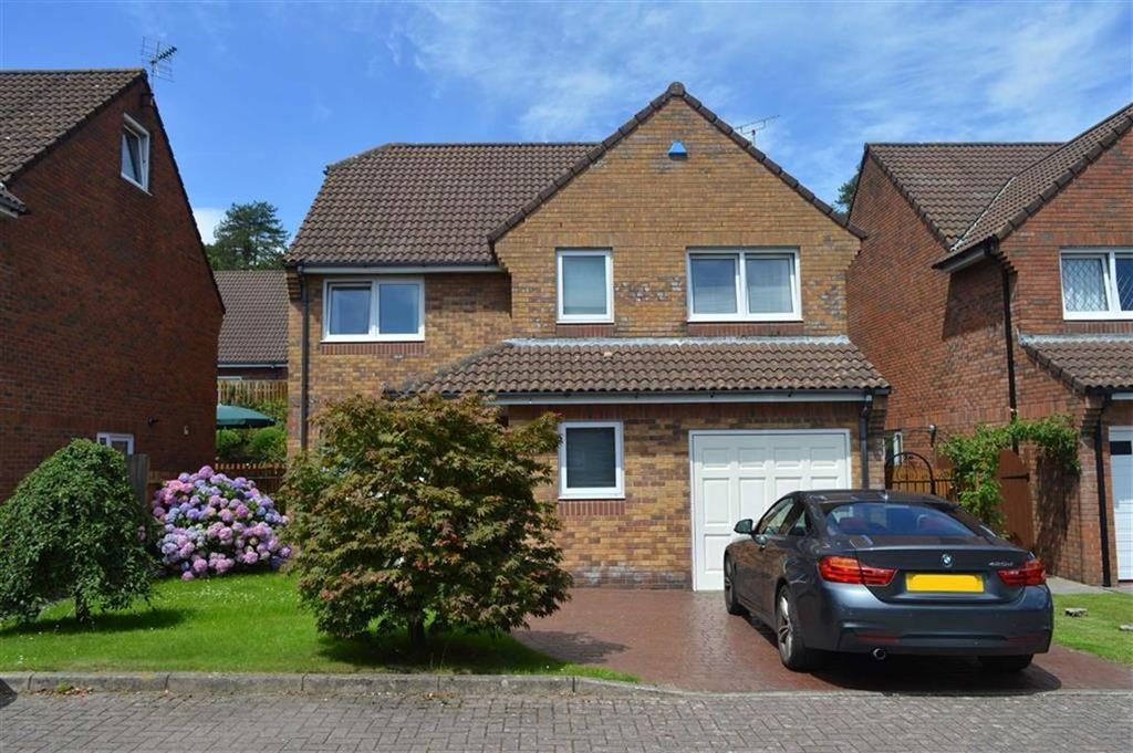 4 Bedrooms Detached House for sale in Whitegates, Mayals, Swansea