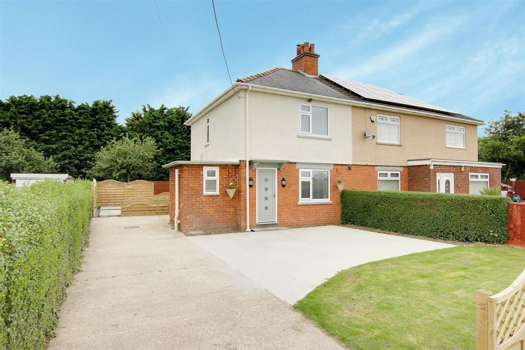 3 Bedrooms Semi Detached House for sale in Mill Road, Addlethorpe