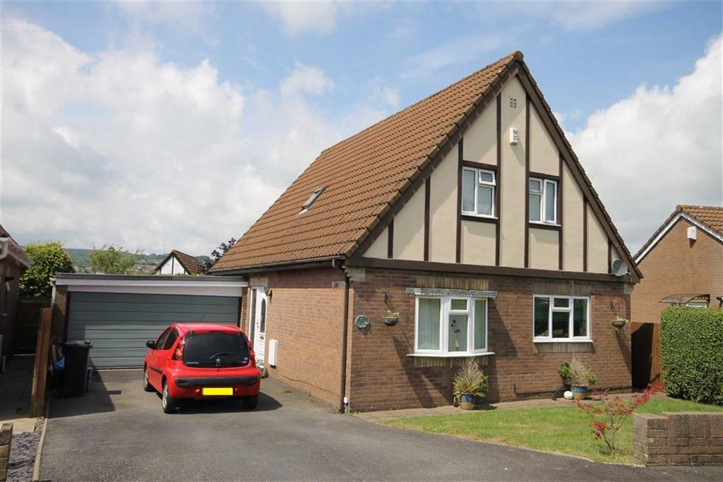 4 Bedrooms Detached House for sale in The Hollies, Quakers Yard, CF46