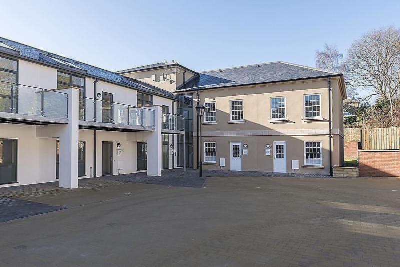 3 Bedrooms Terraced House for sale in The Courtyard, Axwell Park