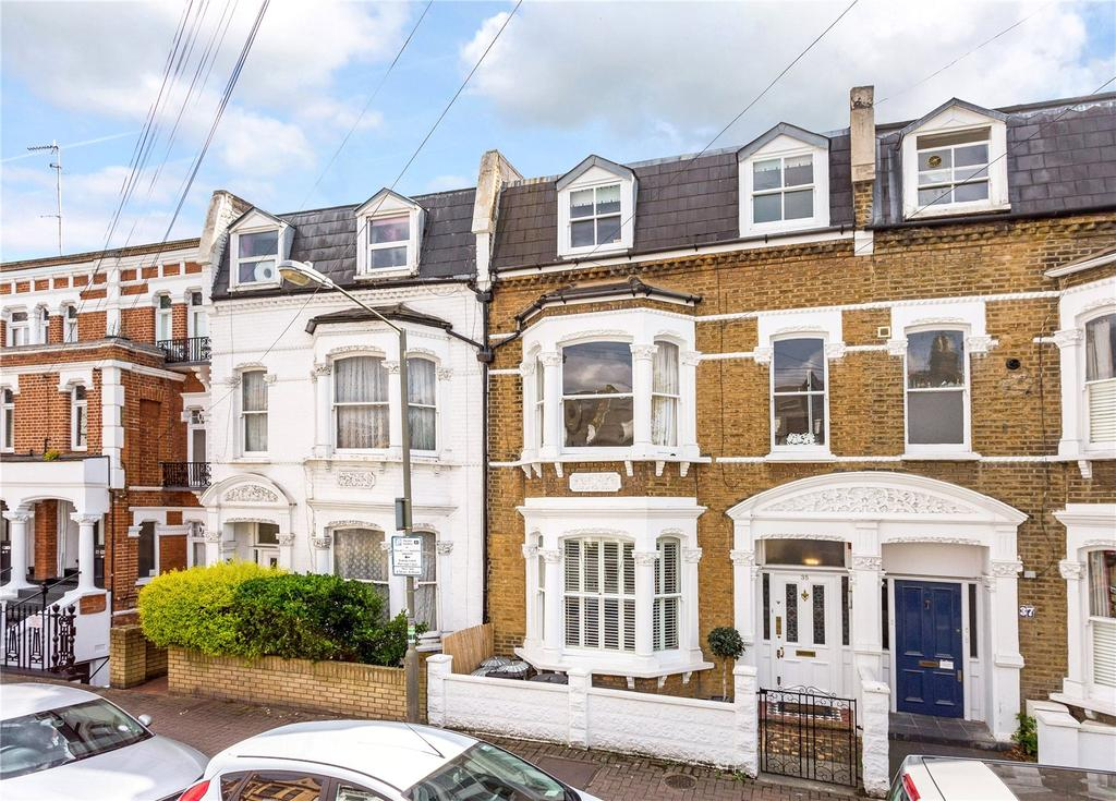 4 Bedrooms Terraced House for sale in Norroy Road, Putney, London, SW15