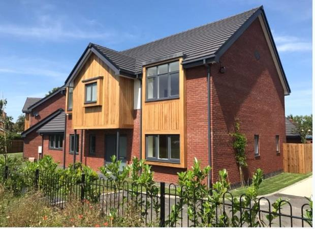 5 Bedrooms House for sale in Minton Court, St. Andrews Road, Shrewsbury