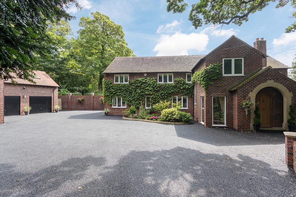4 Bedrooms Detached House for sale in Brookledge Lane, Adlington